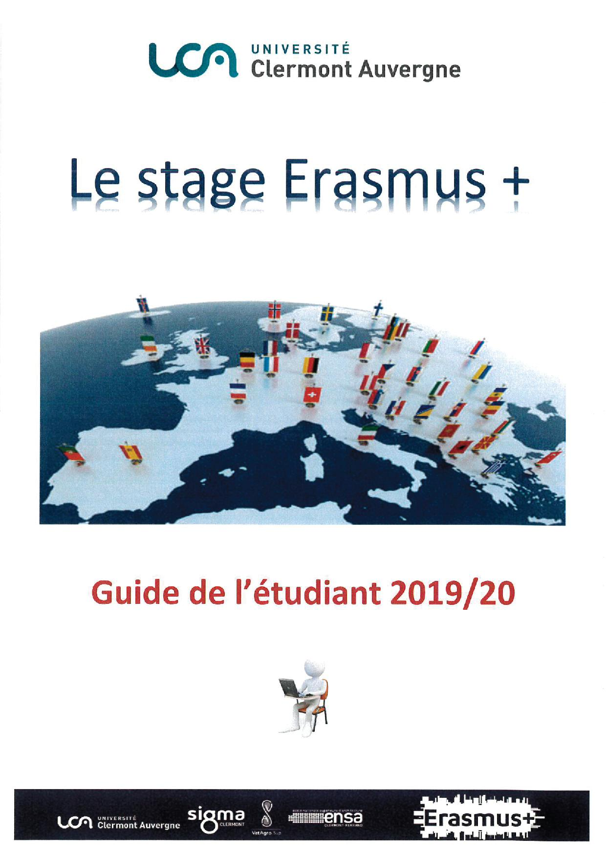 Guide étudiant stages Erasmus +